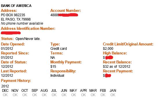 bank of america secured credit card graduation