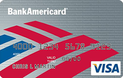 Without the reward package your card may look like this