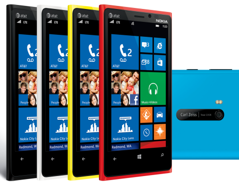 The incredible Lumia 920