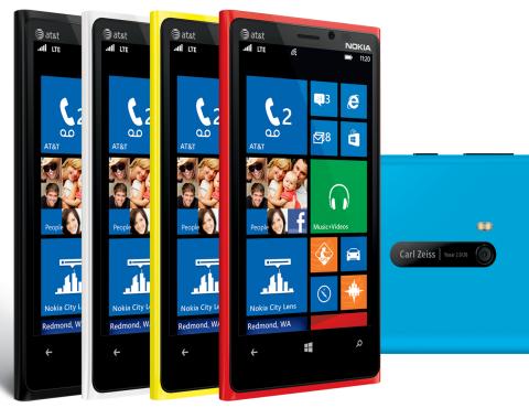 The incredible Lumia 920