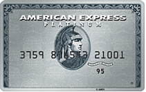 The Platinum, a signature Amex charge card