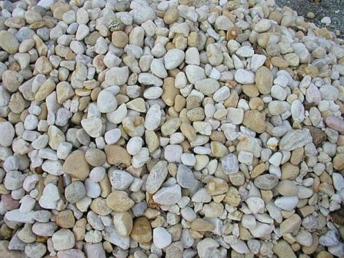 It takes many small gravels to make a beach