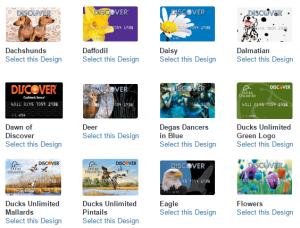 Discover designs