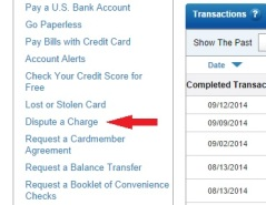 US Bank dispute 1